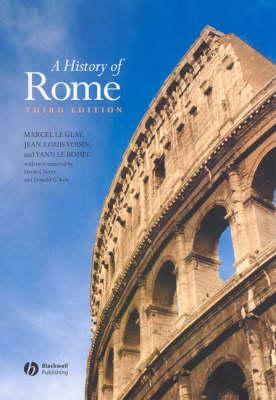 History Of Rome 3ed