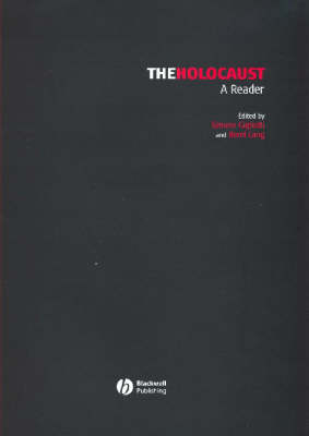 The Holocaust: A Reader
