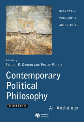 Contemporary Political Philosophy: An Anthology