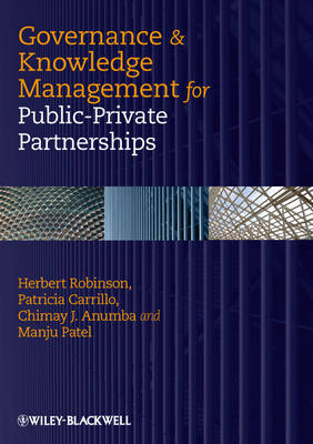 Governance and Knowledge-Management for Public-Private Partnerships