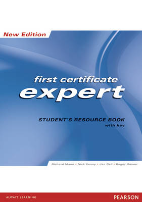 FCE Expert: Student's Resource Book with Key