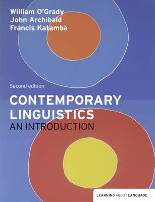 Contemporary Linguistics: An Introductio