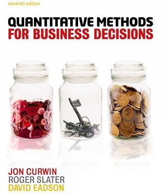 Quantitative Methods For Business Decisions