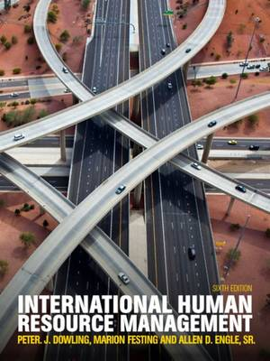 International Human Resource Management (with CourseMate and eBook Access Card - with new copies only)