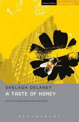 A Taste Of Honey: Methuen Student Editions