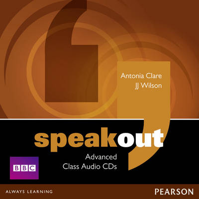 Speakout Advanced Class CD (x2)