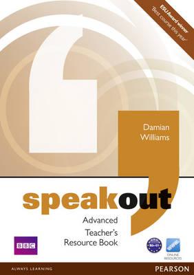 Speakout Advanced Teacher's Resource Book