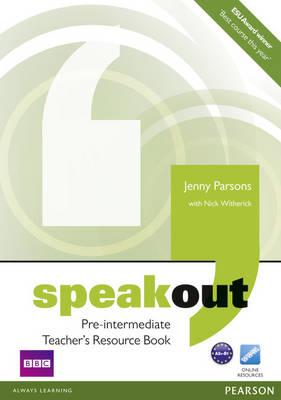 Speakout Pre-Intermediate Teacher's Book