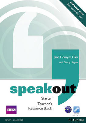 Speakout Starter Teacher's Book