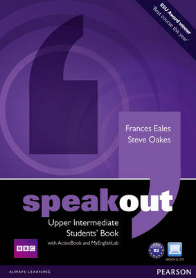 Speakout Upper Intermediate Students' Book with DVD/Active Book and MyLab Pack