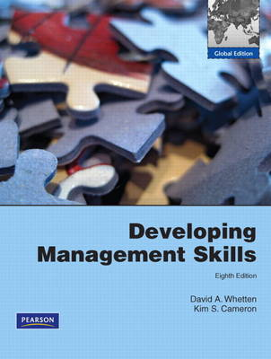 Developing Management Skills with MyManagementLab: Global Edition