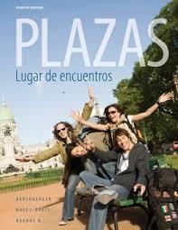 Plazas: Lugar De Ecuentros 2ed Students Ed + Passcard