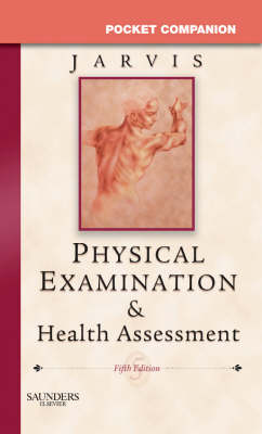 Pocket Companion For Physical Examination & Health     Assessment 5ed
