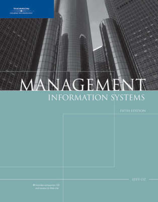 Mgmt of Information Systems 5e