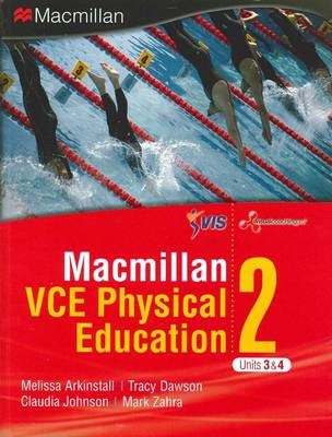 Macmillan VCE Physical Education 2 - Units 3 and 4