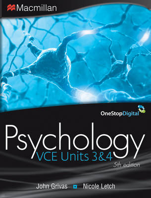 VCE Psychology Units 3 and 4
