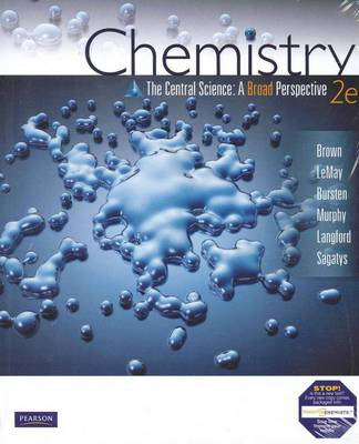 Chemistry: The Central Science with MasteringChemistry