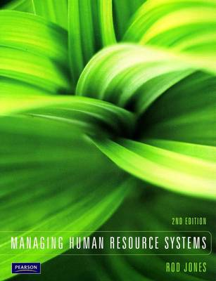 Managing Human Resource Systems