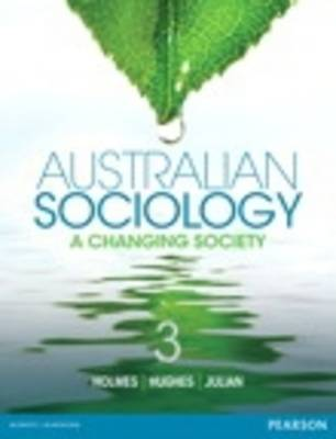 Australian Sociology: A Changing Society