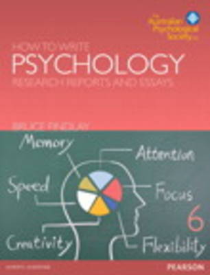 How to Write Psychology Research Reports and Essays