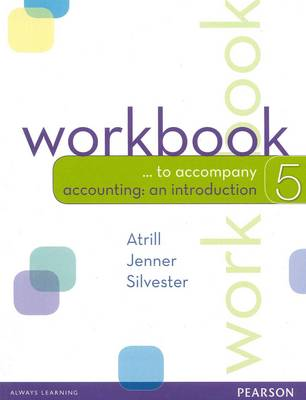 Accounting: An Introduction Workbook