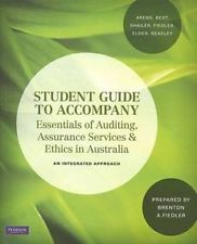 Student guide to accompany Auditing Assurance & Ethics in Australia
