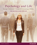 MyPsychLab with eText: Psychology & Life 2nd Edition