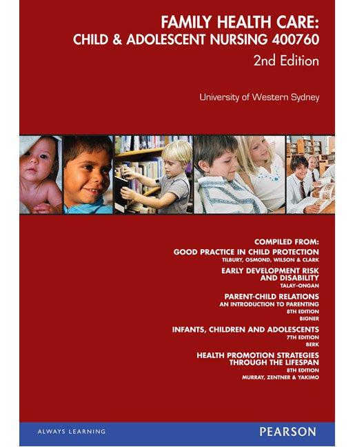 Family Health Care:Child and Adolescent Nursing