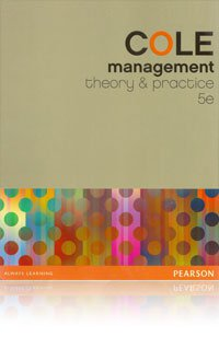 Management: Theory and Practice eText with Companion Website Student Access Code