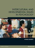 Intercultural and Developmental Issues In Psychology (Custom Edition)