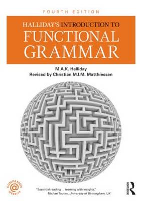 Halliday's Introduction To Functional Grammar 4th Edition