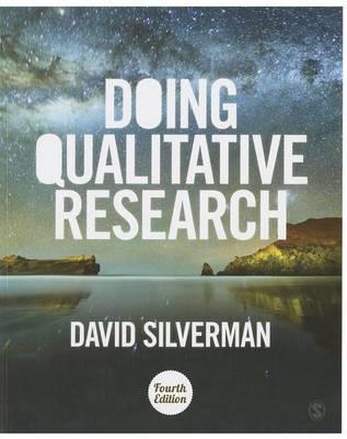 Doing Qualitative Research: A Practical Handbook