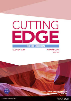 Cutting Edge Elementary Workbook with Key