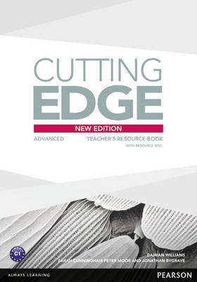 Cutting Edge Advanced Teacher's Book and Teacher's Resource Disk