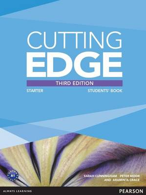 Cutting Edge Starter Student Book with DVD