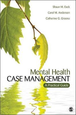 Mental Health Case Management: A Practical Guide