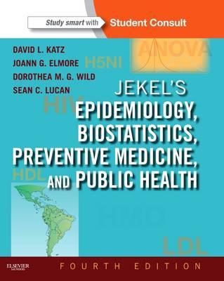Jekel's Epidemiology, Biostatistics, Preventive Medicine, and Public Health