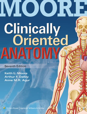 Clinically Oriented Anatomy & Tank's Atlas of Anatomy Pack