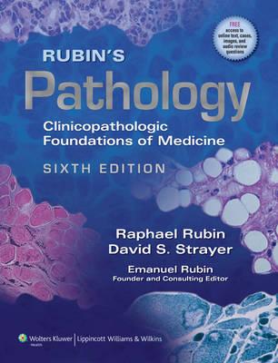 Rubin's Pathology and BRS Pathology - Valuepack
