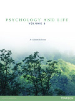Psychology and Life Volume 2 plus My Psych Lab