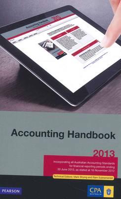 Accounting Handbook 2013