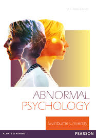 Abnormal Psychology (Custom Edition)
