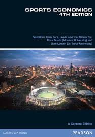 Sports Economics (Custom Edition)