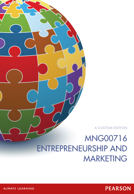 Essentials of Entrepreneurship and Small Business Management Global Edition + Framework for Marketing