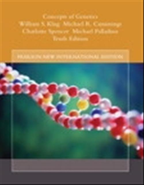 VP Concepts of Genetics PNIE + Master Gen Etext Access