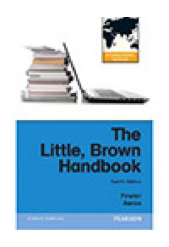 Little Brown Handbook: International Edition Plus New MyCompLab with eBook Value pack