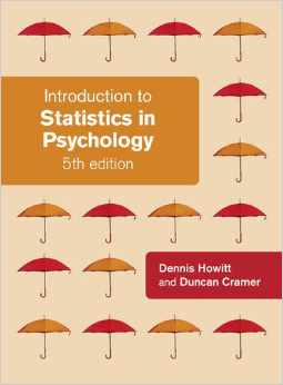 VPACK-Research Methods PNIE + Introduction to Statistics in Psychology