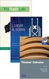 Thomas' Calculus (Global Edition) + Linear Algebra + (Leon) + MyMathLab Global Access Card