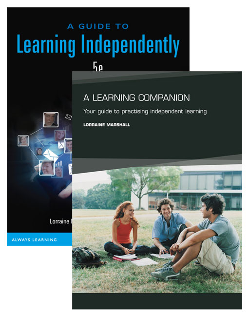 Value Pack A Guide to Learning Independently + A Learning Companion: Your Guide to Learning Independently (Custom Edition)