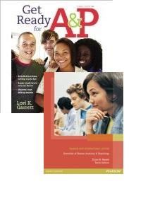 Essentials Human Anatomy & Physiology 10e PNIE+ Get ready For A&P 3e pack